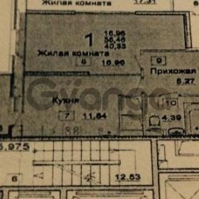 Сдается в аренду квартира 1-ком 40 м² Энтузиастов,д.12