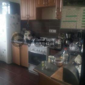 Продается квартира 1-ком 42 м² ул. Бориспольская, 6