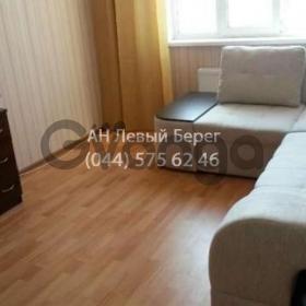 Сдается в аренду квартира 2-ком 60 м² ул. Урловская, 23, метро Позняки