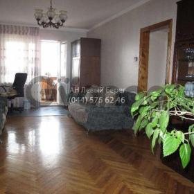 Продается квартира 3-ком 74 м² ул. Декабристов, 10а, метро Харьковская