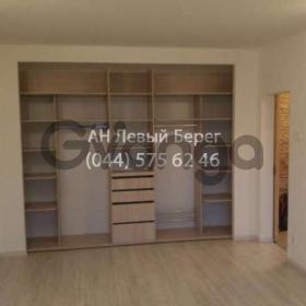 Сдается в аренду квартира 1-ком 41 м² ул. Гавро Лайоша, 11, метро Оболонь