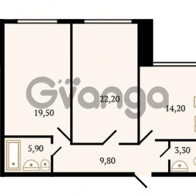 Продается квартира 2-ком 74 м² Пискаревский проспект 3, метро Площадь Ленина