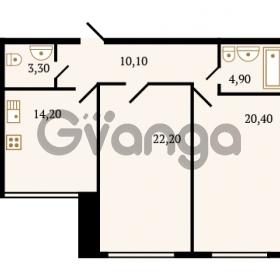 Продается квартира 2-ком 80 м² Пискаревский проспект 3, метро Площадь Ленина