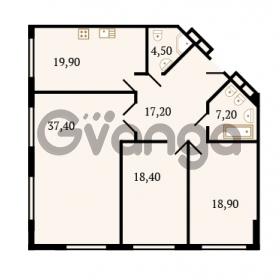 Продается квартира 3-ком 123 м² Пискаревский проспект 3, метро Площадь Ленина
