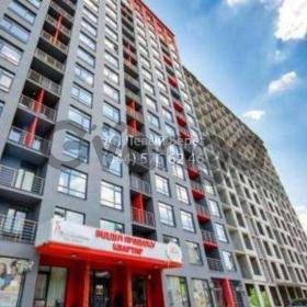 Продается квартира 1-ком 25 м² ул. Ракетная, 24, метро Выдубичи