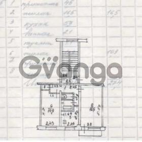 Продается квартира 2-ком 43 м² Вишневского ул.