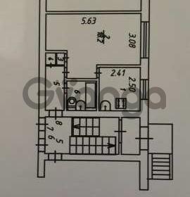 Продается квартира 1-ком 30 м² Знаменская ул.