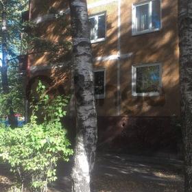 Продается квартира 1-ком 30 м² Сергеева