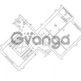 Продается квартира 1-ком 44 м² Балтийская