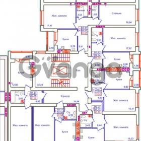 Продается квартира 1-ком 35 м² Аксакова