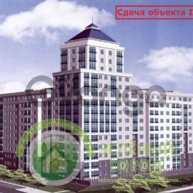 Продается квартира 1-ком 46 м² Баграмяна