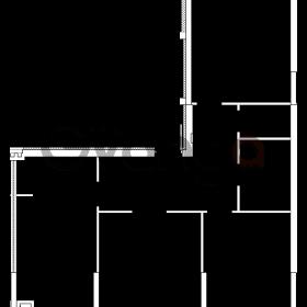 Продается квартира 3-ком 91 м² Елизаветинская