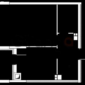 Продается квартира 1-ком 42 м² Елизаветинская