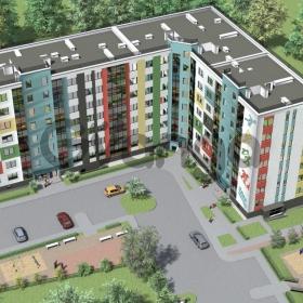 Продается квартира 1-ком 38 м² Цветочная