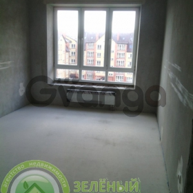Продается квартира 1-ком 43 м² Весенняя