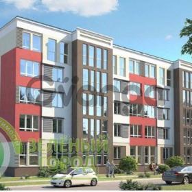 Продается квартира 2-ком 57 м² Каштановая