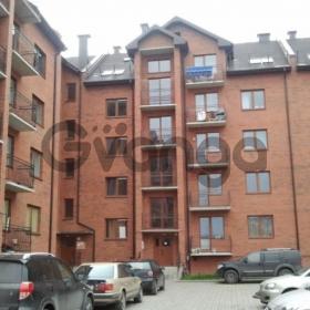 Продается квартира 1-ком 42 м² Красная 1а