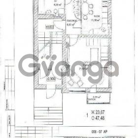 Продается квартира 1-ком 47 м² ул. Дьяченко, 11а, метро Бориспольская