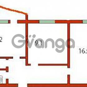 Продается квартира 2-ком 46 м² ул. Бучмы Амвросия, 8, метро Левобережная