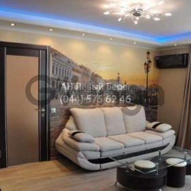 Сдается в аренду квартира 2-ком 50 м² ул. Урицкого (Липковского), 25, метро Вокзальная