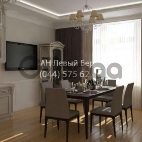 Сдается в аренду квартира 3-ком 126 м² ул. Драгомирова, 16б, метро Дружбы народов