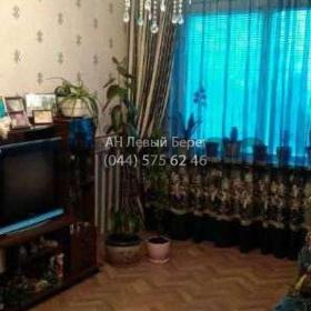 Продается квартира 3-ком 56 м² ул. Маршала Малиновского, 13б, метро Оболонь