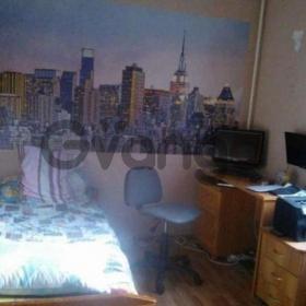Сдается в аренду комната 3-ком 45 м² Самаркандский,д.24к1 , метро Выхино