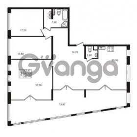 Продается квартира 3-ком 143.6 м² Приморский проспект 44, метро Старая деревня