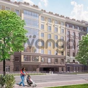Продается квартира 1-ком 50.92 м² Малый проспект В.О. 52, метро Василеостровская