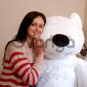 Продам большого плюшевого медведя