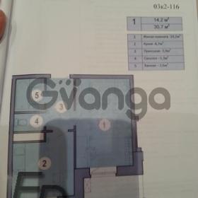 Продается квартира 1-ком 31 м² набережный Пр. 3, метро Речной вокзал