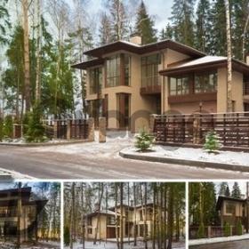 Сдается в аренду дом с участком 440 м²