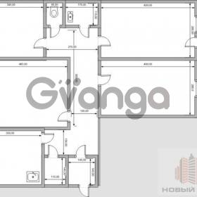 Продается квартира 4-ком 79 м² Гагарина, улица, 9
