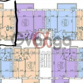 Продается квартира 2-ком 45 м² улица Целиноградская, Литер 1