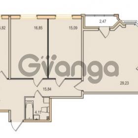 Продается квартира 3-ком 99.56 м² Малый проспект В.О. 52, метро Василеостровская