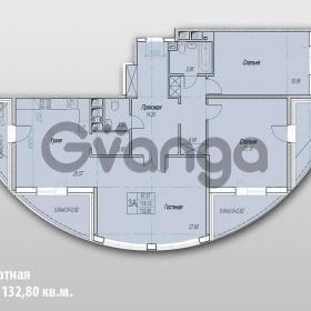 Продается квартира 3-ком 133 м² Лаврова, 8