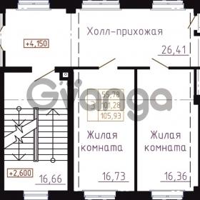 Продается квартира 6-ком 106 м² Автолюбителей, 11