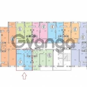 Продается квартира 1-ком 31.7 м² Московская улица, 118