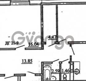 Продается квартира 3-ком 104 м² Казбекская улица, 146