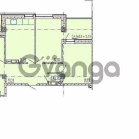 Продается квартира 3-ком 92 м² улица Селезнева, 74