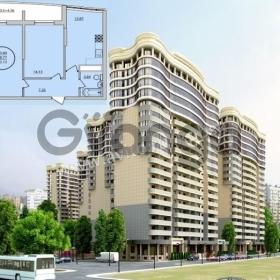 Продается квартира 2-ком 67.2 м² улица 40 лет Победы, 180/2