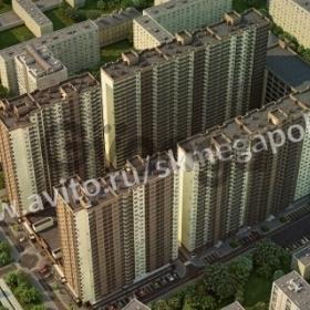 Продается квартира 2-ком 51 м² Магистральная улица, 11