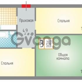 Продается квартира 3-ком 60 м² Красная, 210