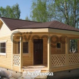 Перевозные бани, летние домики