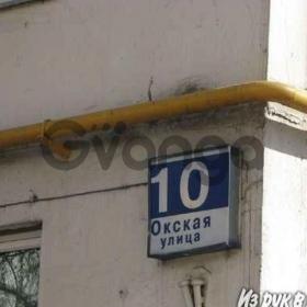 Сдается в аренду квартира 1-ком 33 м² Окская,д.10, метро Кузьминки