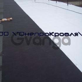 Монтаж и ремонт  мембранной кровли в Днепропетровске