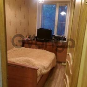 Сдается в аренду квартира 2-ком 44 м² Волжский,д.39к4, метро Кузьминки