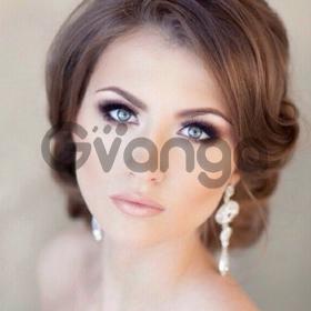 Свадебный макияж/ Прическа