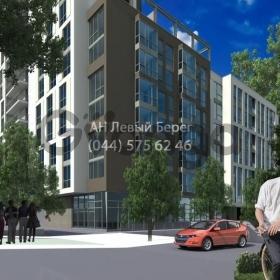 Продается квартира 2-ком 91 м² ул. Лейпцигская, 13, метро Печерская