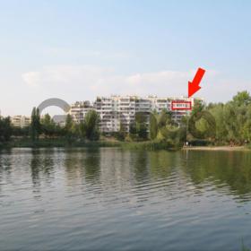 Продажа 2-х комнатной .Красивый вид на озеро,церковные купола.метро Минская,Героев Днепра